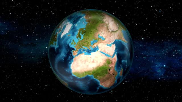 Terra Zoom-Rabat-Marrocos - vídeo