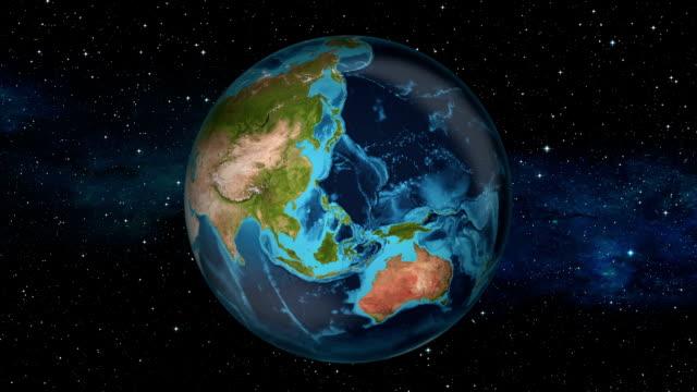 Terra Zoom em-Bangkok, Tailândia - vídeo