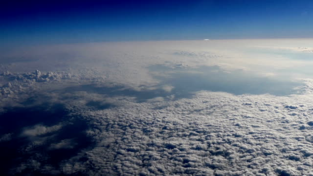 Earth's atmosphere, Cloudy Skies video