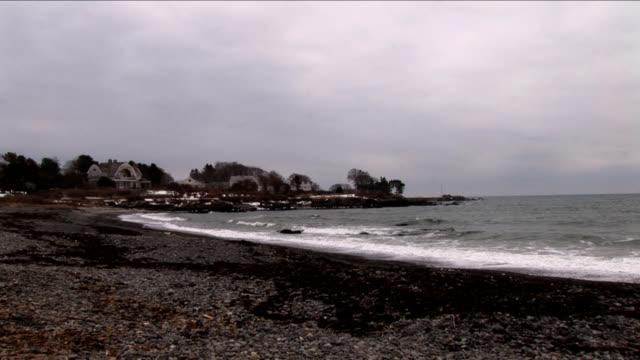 ニューイングランド東部 - 水鳥点の映像素材/bロール