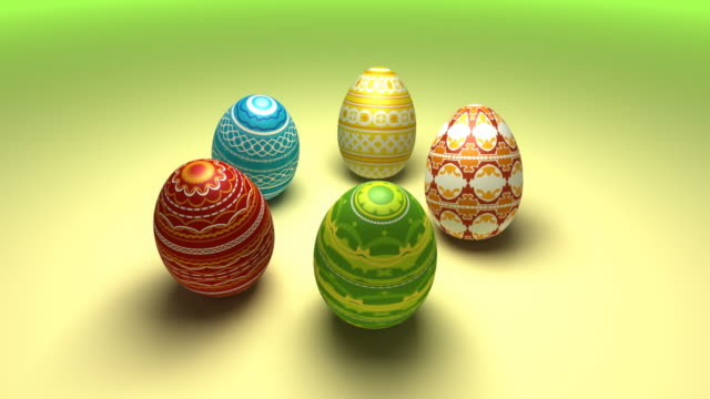 Easter Eggs video