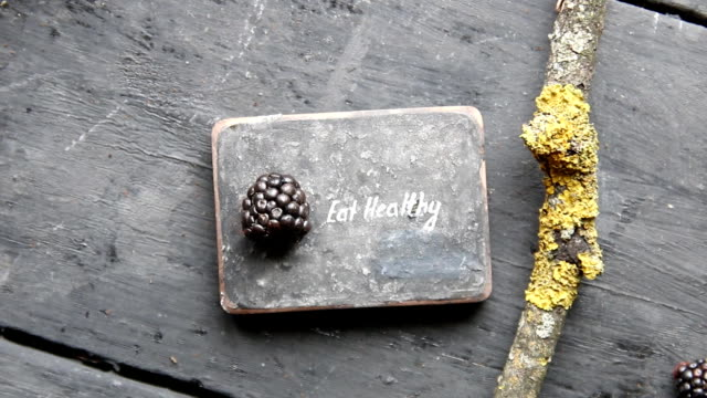 Eat heathy idea, vegetarian concept. Food for beautiful skin, strong immune system, diet fitness meal. Heathy snack. video