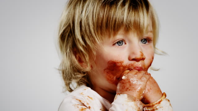 Eating Child video