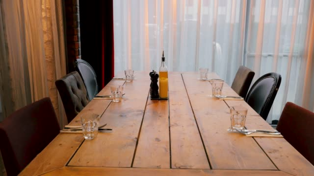 Eclectic Dining Table With Different Chair Types
