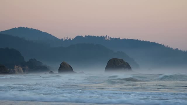 Ecola State Park video