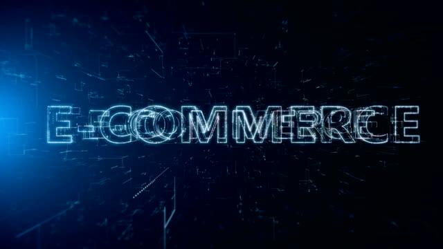 ecommerce animation - дискаунтер стоковые видео и кадры b-roll