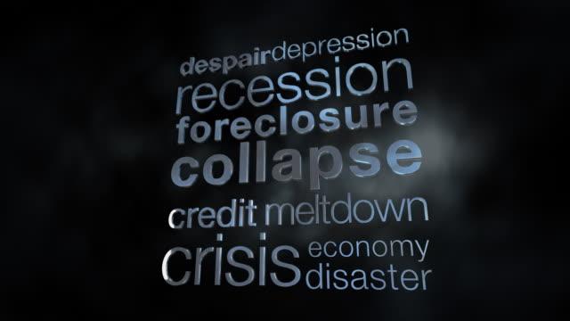 Economy collapse video