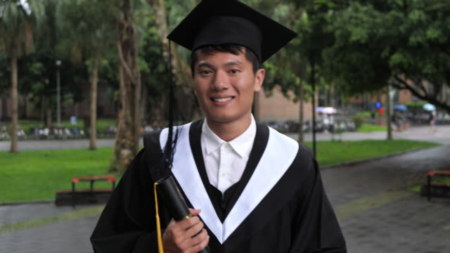 Education in East Asia - Graduation is main achievement in life.