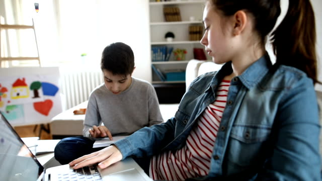 Education using new technology video
