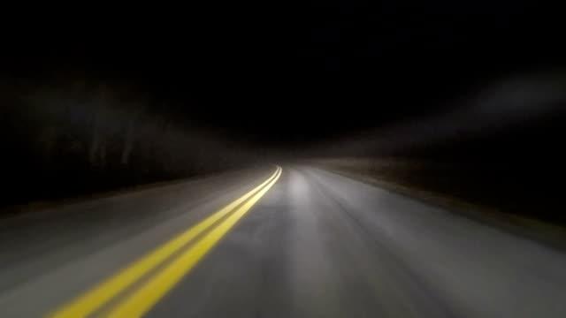 Eerie Ride in Fog Country video