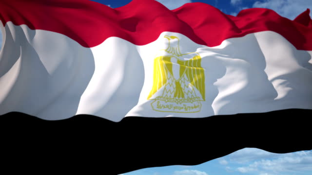 Egypt Flag video