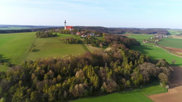 Eichlberg Pilgrimage Church In North Bavaria video