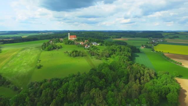 Eichlberg Pilgrimage Church Near Heamu In North Bavaria video