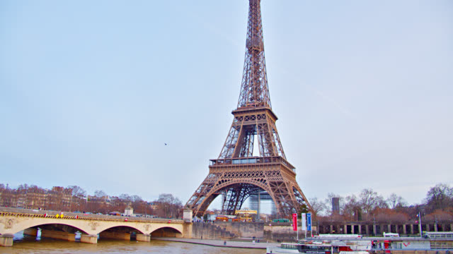Eiffeil Tower. Paris Landmark