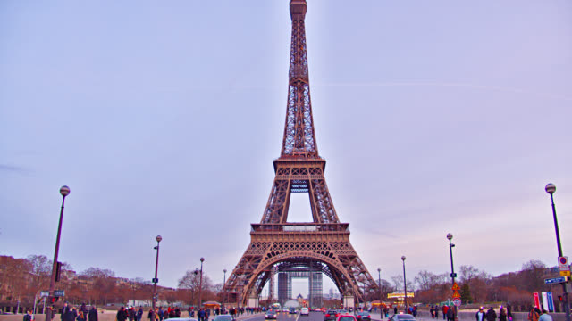 Eiffel Tower. Paris