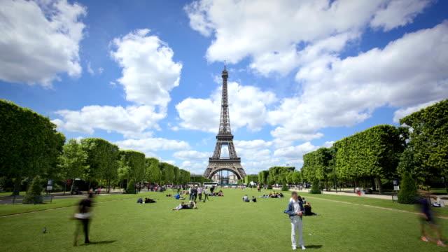 Eiffel Tower, Paris video