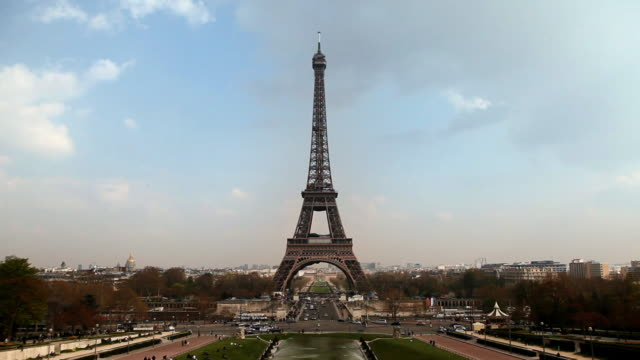Eiffel Tower video