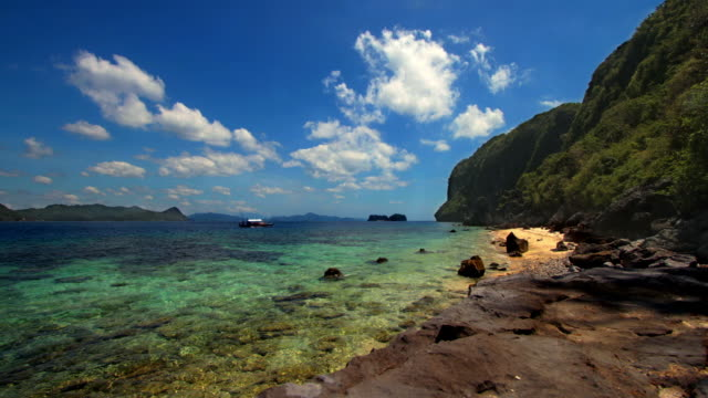 El Nido Palawan Philippines Beach Timelapse video