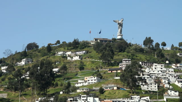 El Panecillo, Quito video