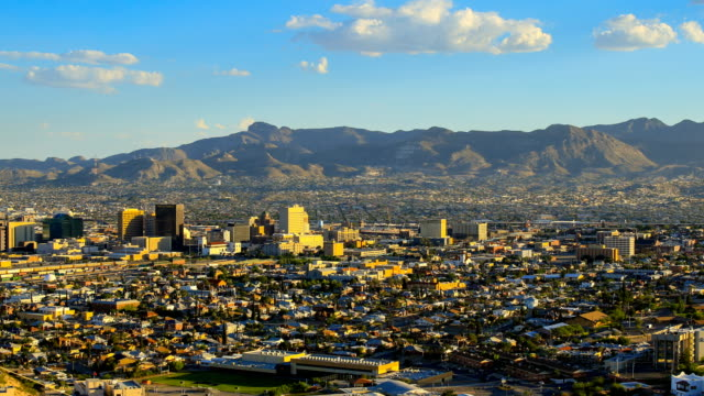 stockvideo's en b-roll-footage met el paso (texas) - texas