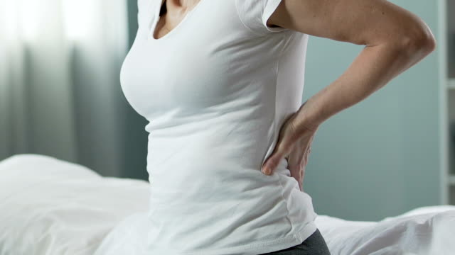 1 794 Back Pain Stock Videos And Royalty Free Footage Istock