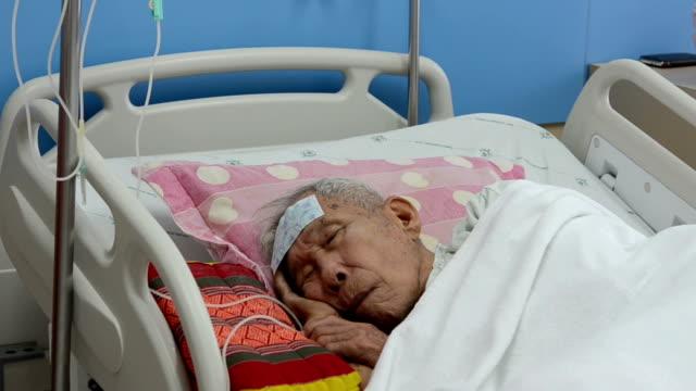 Elderly Male Patient video