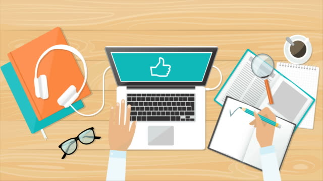 E-learning, online courses and education