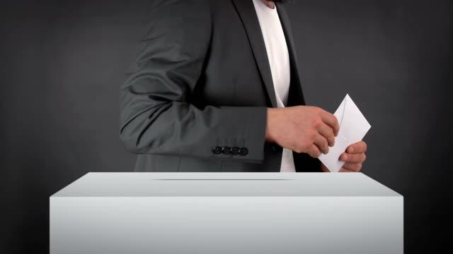 4 k 解像度の選挙 - 選挙点の映像素材/bロール