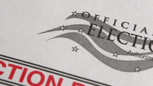 seçim pusulası - election stok videoları ve detay görüntü çekimi