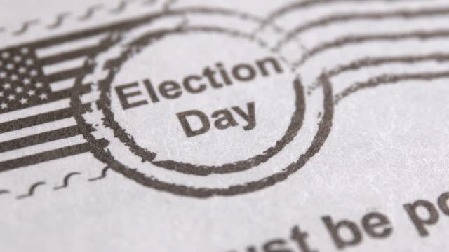 選挙投票 - 腐敗点の映像素材/bロール