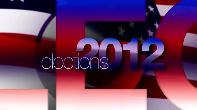 Elections 2012 graphic video