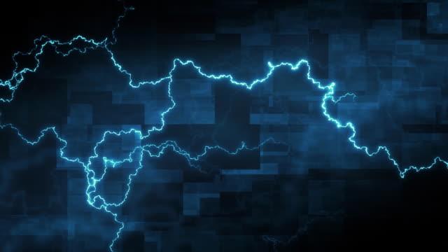 Electric Background 03 - Loop video