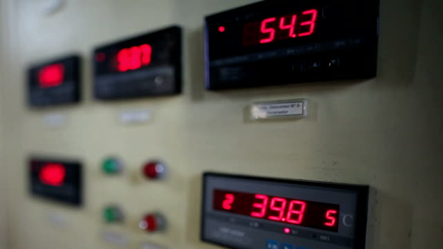 Electric Control Panel, Selective focus video