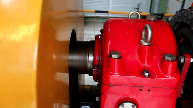 electric engine - generator bildbanksvideor och videomaterial från bakom kulisserna