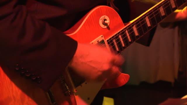 Electric Guitar 2 - HD & PAL video