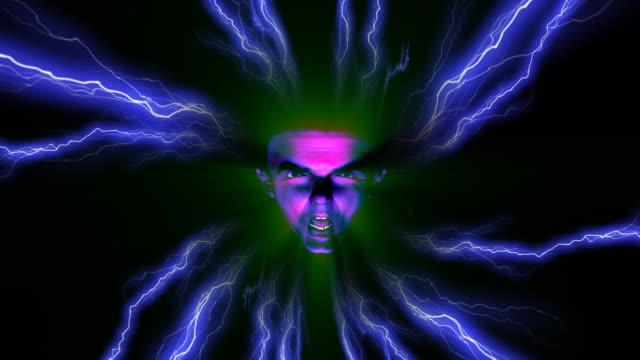 vídeos y material grabado en eventos de stock de electric de pesadilla - descarga eléctrica