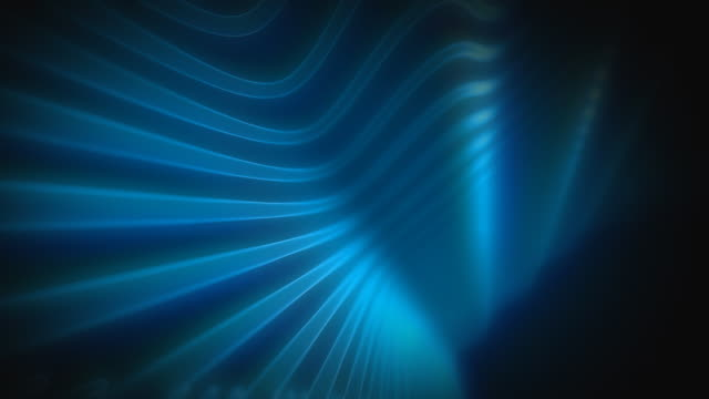 Electric tubes 3. An abstract video background. Loop. video