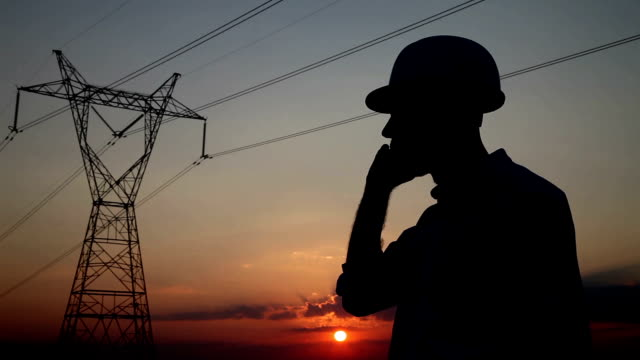 Electrical Engineer Silhouette video