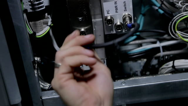 Electrical Wires and Cables Connection video