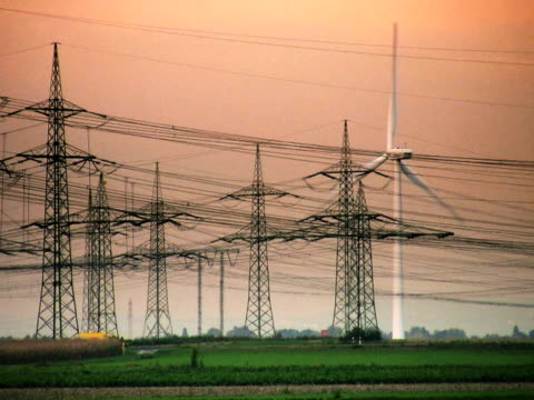 ntsc: forniture elettricità - attrezzatura energetica video stock e b–roll