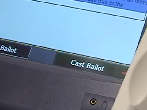 Electronic Voting 3: Indecision video