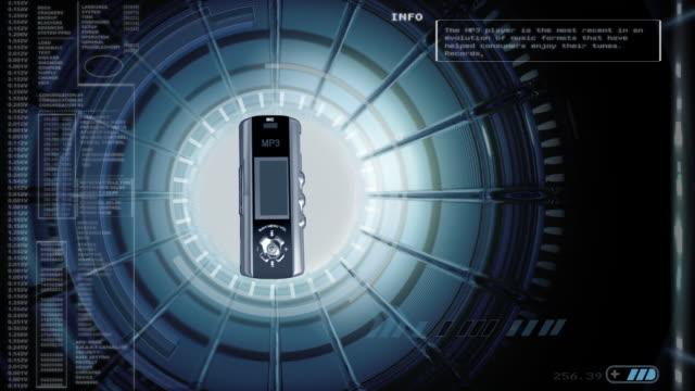 Electronics HD video