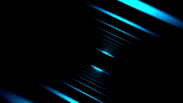 elegant blue HD background abstract video