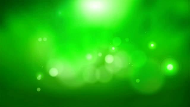 Elegant Green Background Animation video