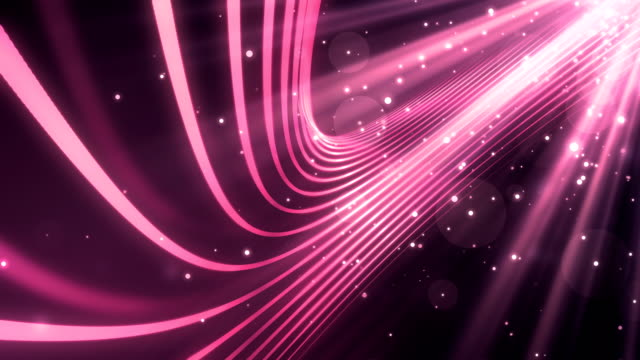 Elegant Light Rays Streaks Light streaks flowing with bokeh light particles background animation suited for broadcast, commercials and presentations. It can be used also in Fashion, Photography or Corporate animations. {{asset.href}} stock videos & royalty-free footage