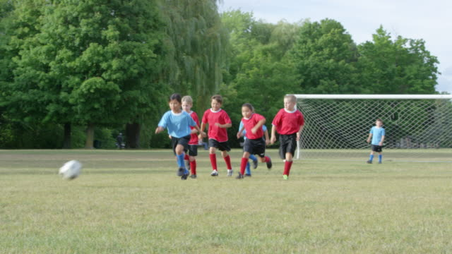Elementary Children's Soccer video