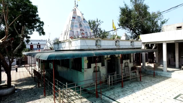Elevated view of Temple video