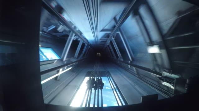 Der Aufzug aufwärts – Video