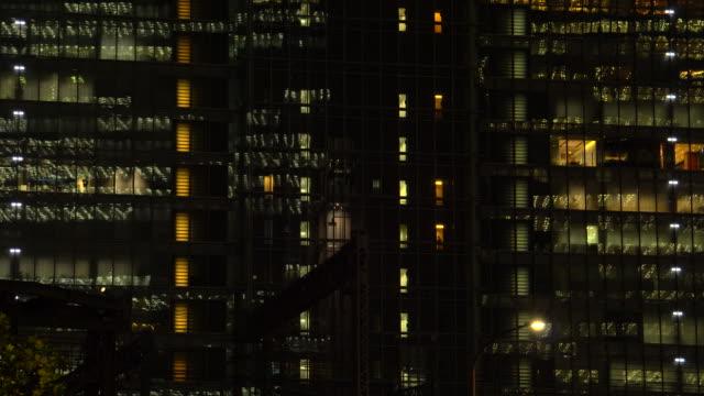 Elevator in modern building