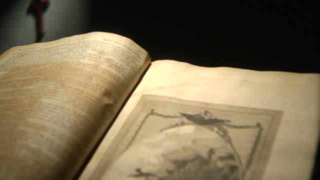 elijah the prophet tilt down hd - lithograph stock videos & royalty-free footage